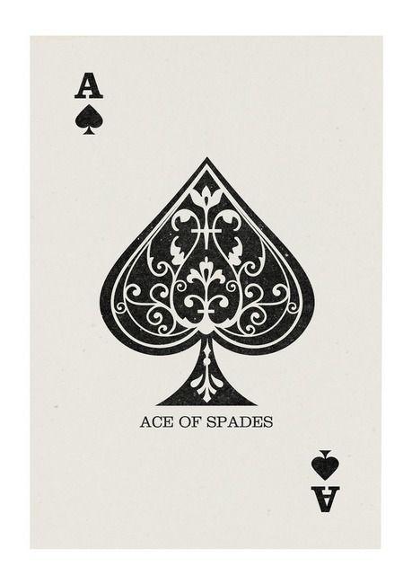 Ace of spades | Marco Recuero