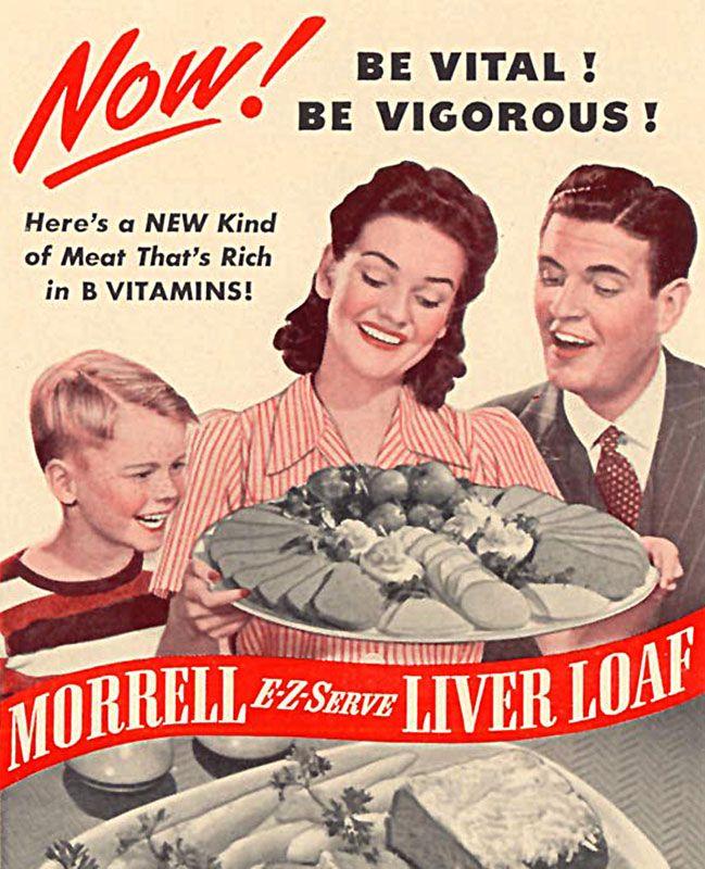 443 Best Vintage Food Ads & Posters Images On Pinterest