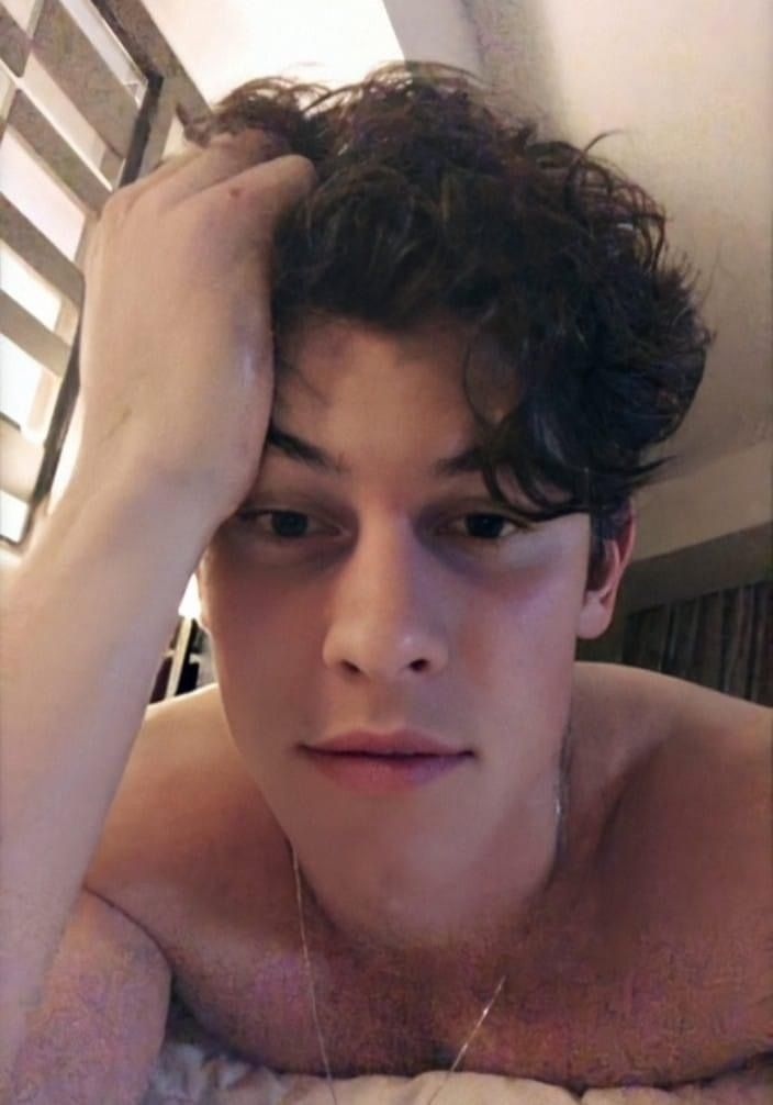 Shawn Mendes Nude Pictures Leaked + His Visible Cock Bulge