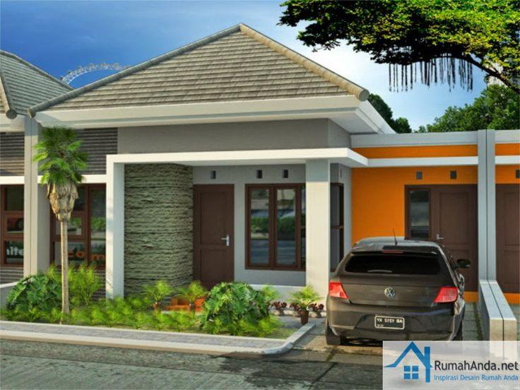 Contoh Desain Denah Rumah Modern Minimalis Terbaru 2020 ...
