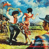 <i>Mi cueca chilena</i> (1962), del <b>Trío Añoranzas</b> y <b>Los Hermanos Campos</b>. Cuecas de Segundo Zamora, Eleodoro Campos, Hugo Lagos, Mario Catalán, Jorge Landy y otros autores.