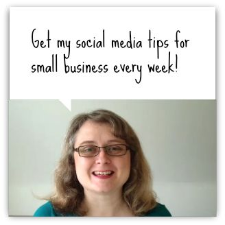 Get tips, advice and reviews for small business in my Social Media Marketing e-zine.