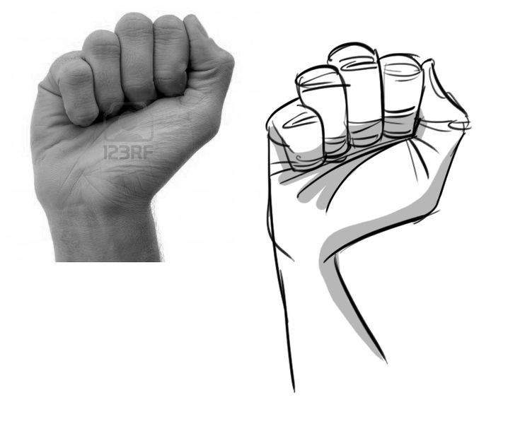Toby Shelton:  Hands, Baby, Hands! -   tobyshelton.blogspot.com         Here's a sample of the photo reference with the gestural interpretation.