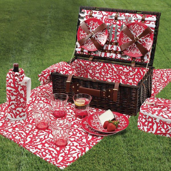 Picnic Basket Spotlight : Best picnic set ideas on