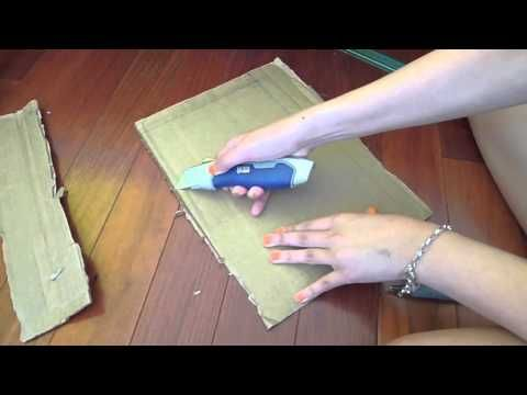 DIY: Bag Base Shaper