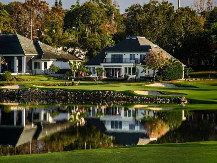 Bay Hill Back Exterior  Bay Hill Golf Front House | Orlando, FL | 5 BR 4 BA 3.5 CAR | Listing Price: $1,300,000 www.homesfromjan.com