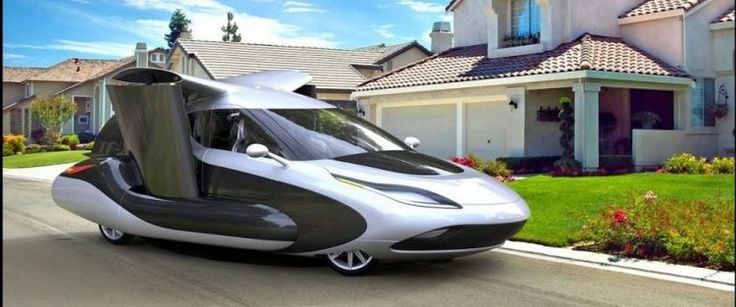 Volvo's Chinese Owners Plan to Launch Flying Electric Car in 2023