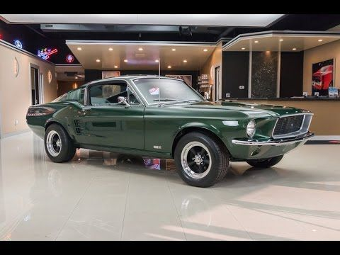 1967 Ford Mustang | Classic Cars for Sale Michigan - Antique Muscle Car, Auto Sales, Buy Old Cars - Vanguard Motor Sales