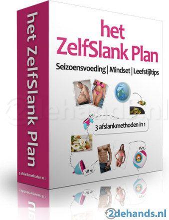 Het zelfslankplan Plus Booster. Te koop via de onderstaande site http://www.paypro.nl/producten/ZelfSlank_Plan_plus_Booster/9506/35555