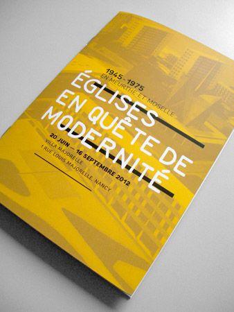 Studio Punkat : Exposition Églises en quête de modernité