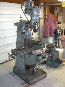 Looking for used milling machine Moncton New Brunswick image 1