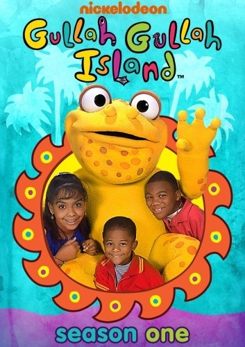 Gullah Gullah Island. I used to love this show!!