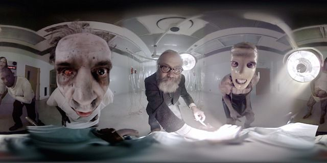 Virtual Reality Horror Film 'Catatonic' Comes to Your Smartphone | The Creators Project