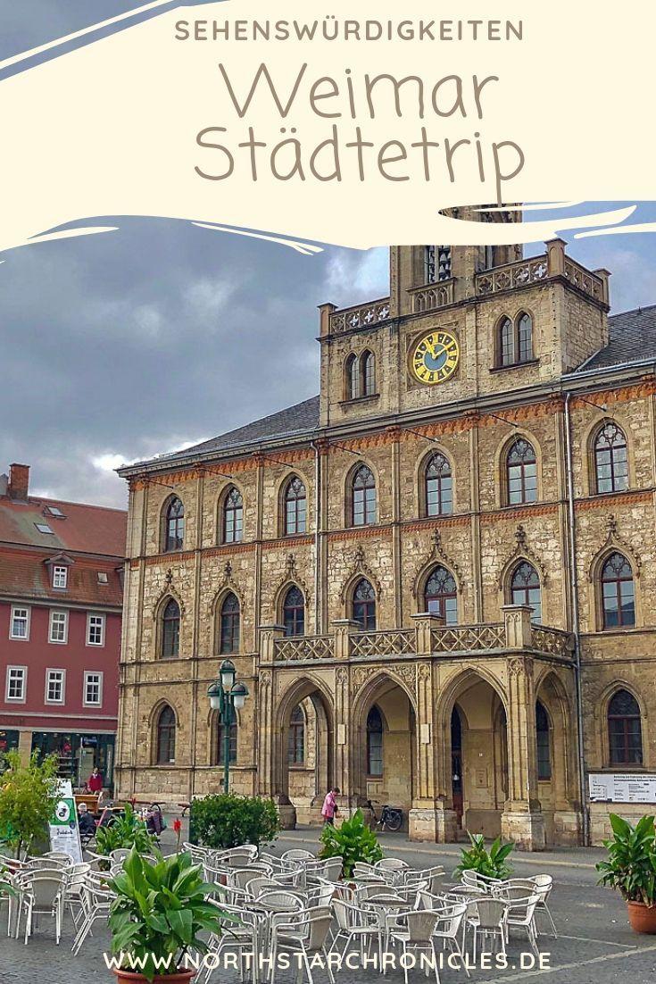 Sehenswurdigkeiten Weimar Highlights Fur Deinen Stadtetrip North Star Chronicles Reisen Weimar Weimar Sehenswurdigkeiten