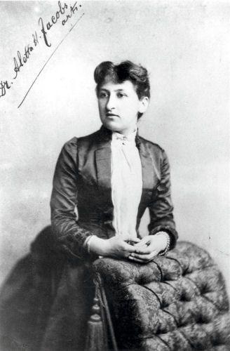 Aletta Jacobs, jonge jaren.