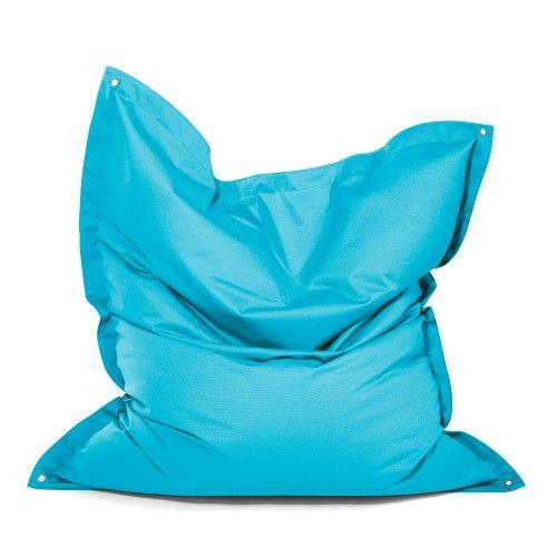 sitzkissen xxl in plus blau plus blau outdoor sitzkissen wetterfest