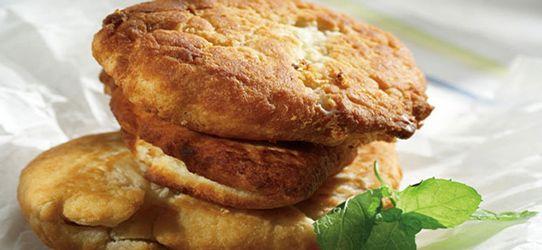 Ζυμαρόπιτες με τυρί