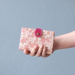wallet  Peněženka Sakura :: LOOKrecia - LOOKrecia| Ručně šité originální kabelky, homeopatická pouzdra, dámské peněženky, kabelky pro děti, bokovky, elegantní ledvinky