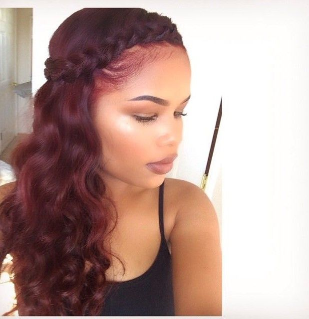 Pleasant 1000 Ideas About Sew In Hairstyles On Pinterest Sew Ins Sew In Hairstyle Inspiration Daily Dogsangcom
