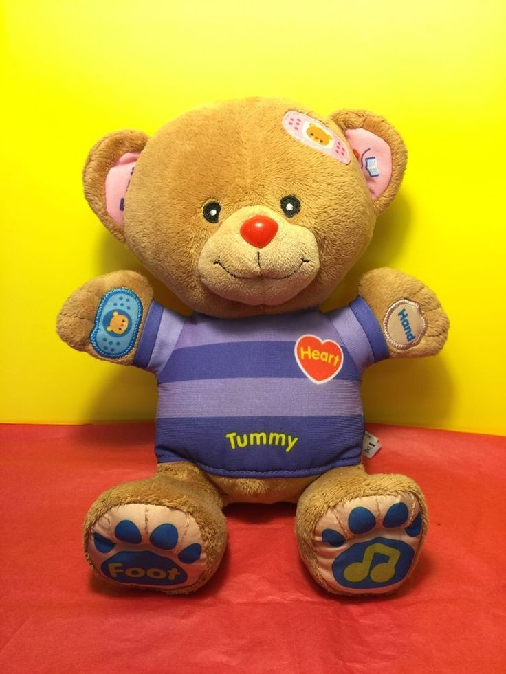 VTECH CARE & LEARN TEDDY USER MANUAL Pdf Download.