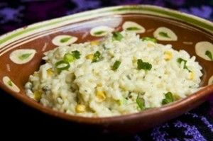 Been wanting this recipe as her son Aaron Sanchez raves about it....Zarela Creamy Rice Casserole