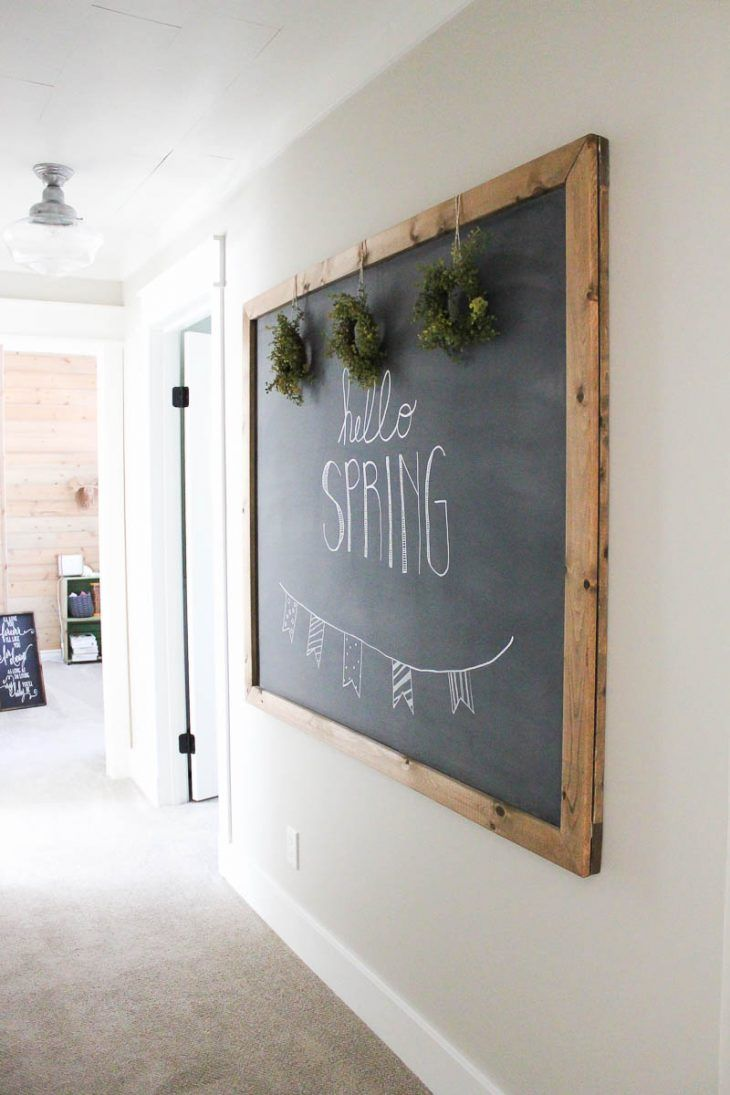 DIY Chalkboard                                                                                                                                                                                 More