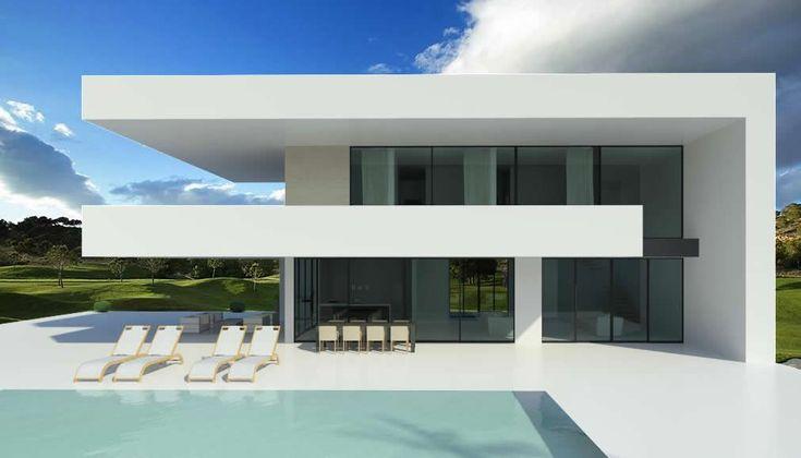 Modern Turnkey Villas in Spain, France, Portugal