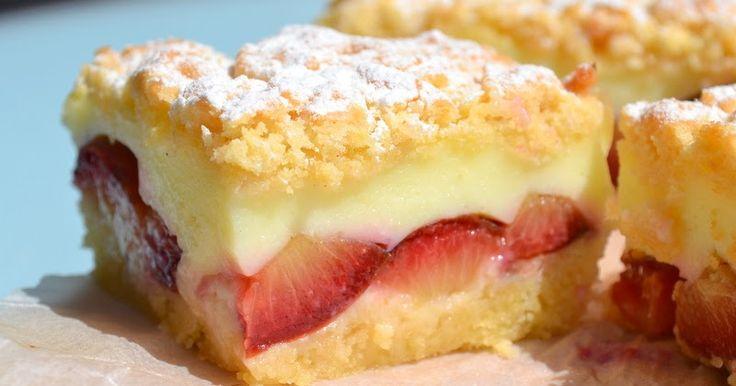 kruche ciasto ze śliwkami i budyniem, ciasto ze siwkami, proste ciasto ze śliwkami, najlepsze ciasto ze śliwkami, przepis na ciasto ze śliwkami, przepis na kruche ciasto, najlepsze kruche ciasto, kruche ciasto z owocami, kruche ciasto ze śliwką i bezą, kruche ciasto ze śliwką i kruszonką, ciasto budyniowe ze śliwkami, ciasto z budyniem i owocami, ciasto z budyniem