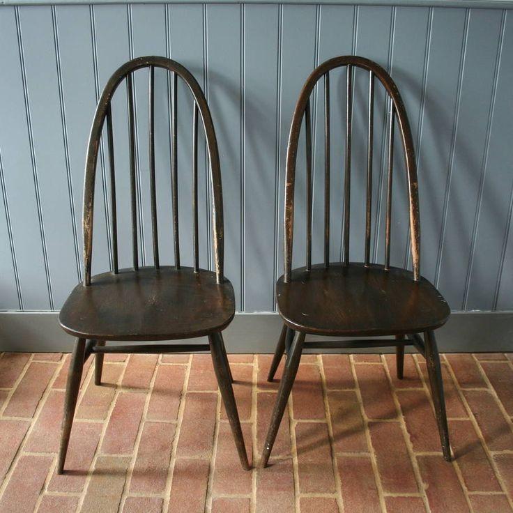 Ercol Quaker Dining Chair