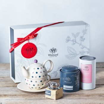 Die besten 25 waitrose hampers ideen auf pinterest whittard polka dot tea for one hamp hampers waitrose gifts negle Gallery