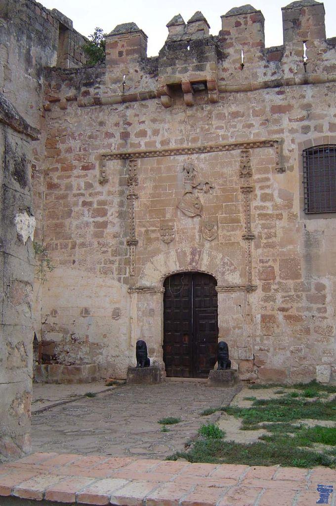 Castillo de Tobaruela, Linares. Jaén.