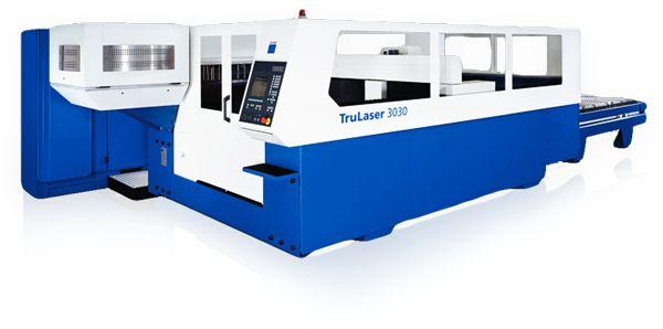 Laserskärning och kantpressning