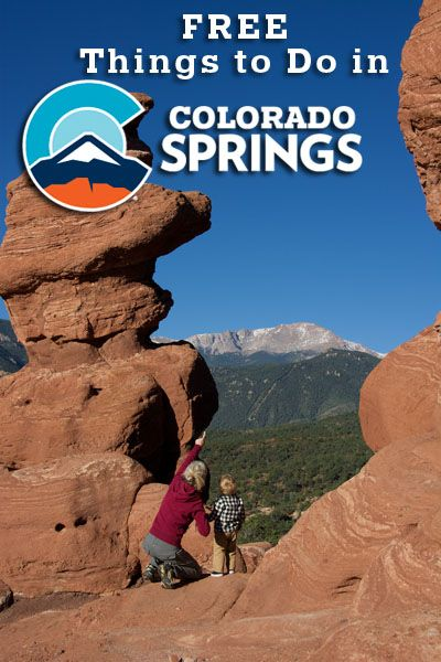 Find a list of #free things to do in beautiful #ColoradoSprings