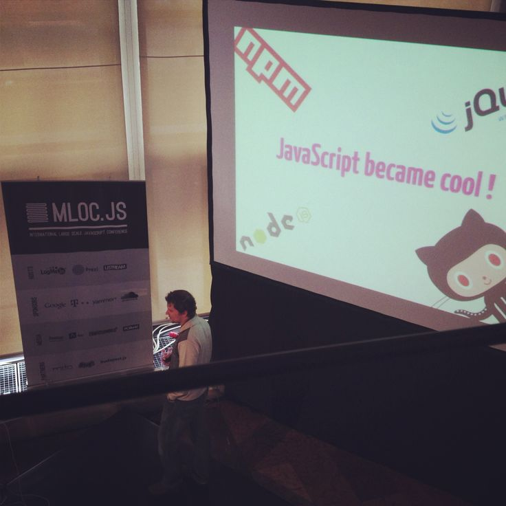 MLOC.JS #conf #Budapest #JavaScript #Hungary