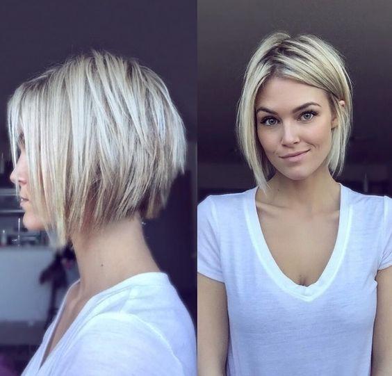 Magnifiques Coupes et Couleurs à Porter sur Des Cheveux Mi-longs