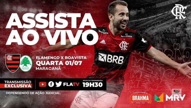 Assistir Flamengo X Boavista Futebol Ao Vivo Flatv Euassistonaflatv Campeonato Carioca 2020 Flamengo Ao Vivo Campeonato Carioca Futebol Online