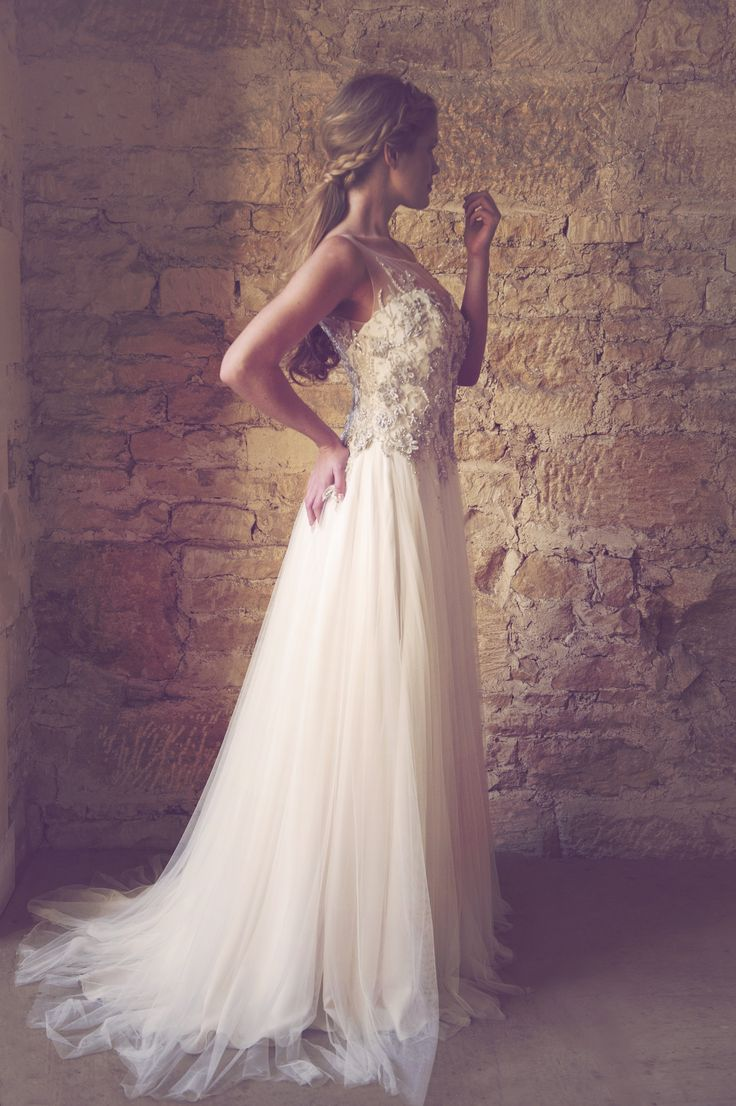 20 best Chanticleer Brides images on Pinterest | Short wedding gowns ...