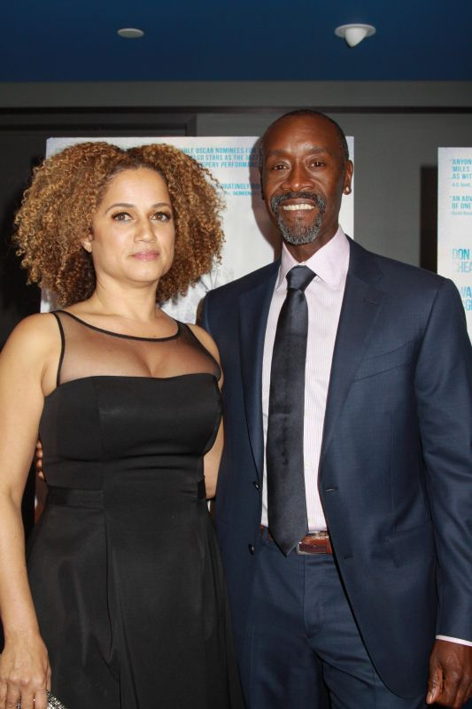 Bridgid Coulter's Wiki: Meet the Talented Interior ... |Don Cheadle Family 2014
