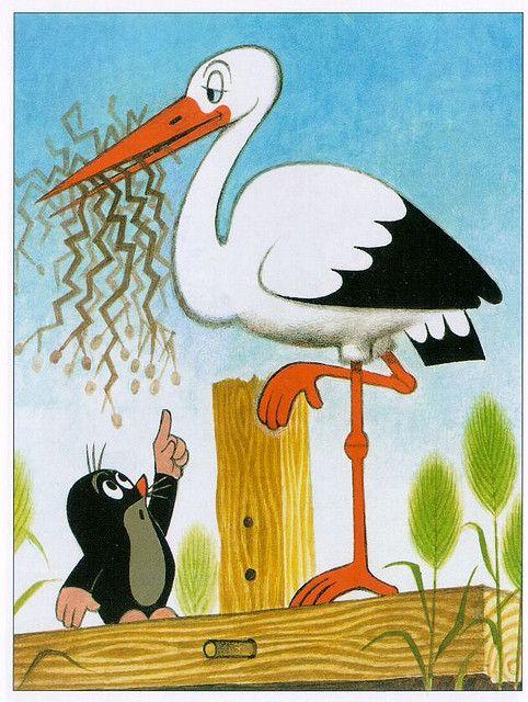 (2014-07) Muldvarpen og storken