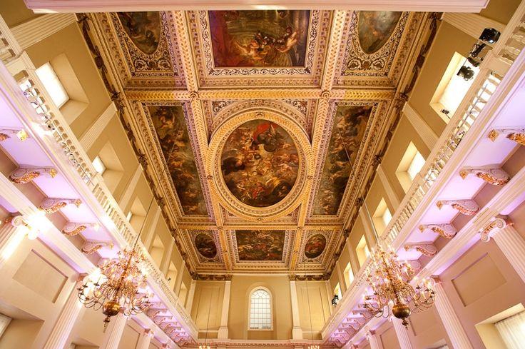 The Banqueting House #londonevents #eventprofs #londonvenue #corporatevents #events #richmondcaterer
