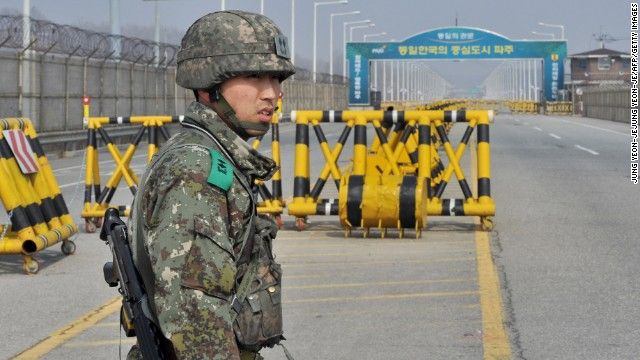 North and South Korea set to hold talks over the weekend