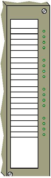 PLC - Bastidor o rack - Electrónica Unicrom