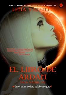 Reseña adelantada de El libro de Ardan, Saga Vanir VII Lena Valenti