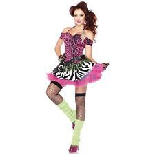 Totally 80s Amy Costume Valley Girl Pop Star Cyndi Lauper Halloween Fancy Dress
