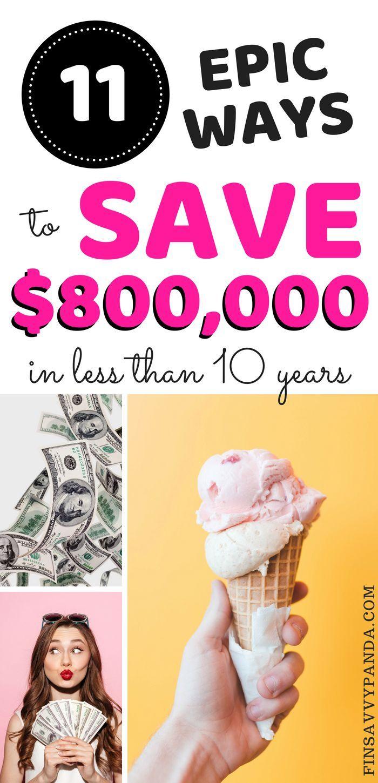methods of saving money pdf