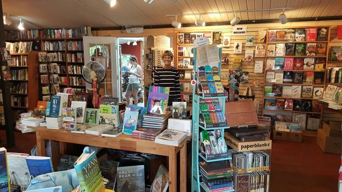Interview with a Bookstore: Galiano Island Books, on a tiny Canadian island