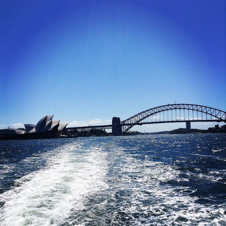 Our day in Manly #sydney #sydneyharbourbridge #sydneyharbour #manly #manlyferry #boats #blue #water #beach #travel #people #happy #life #australia #fun by markadnum http://ift.tt/1NRMbNv