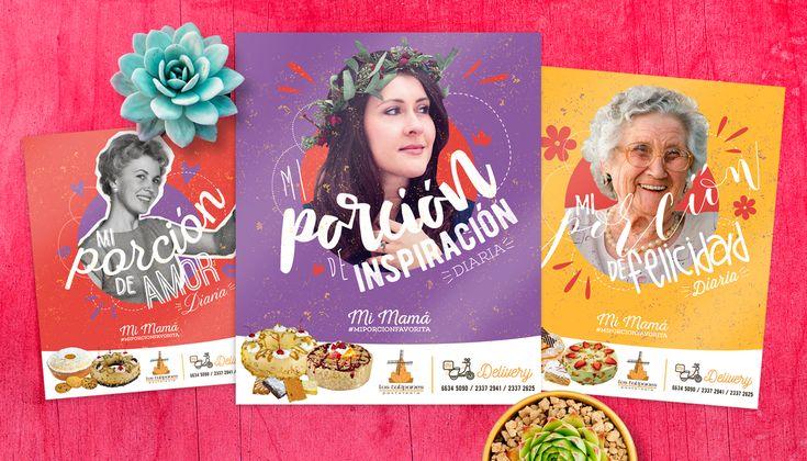 Ads Pastelería Los Tulipanes on Behance