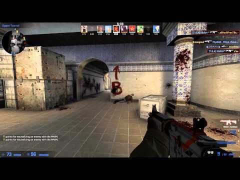 M4A4 Asiimov | Gameplay | Counter-Strike: Global Offensive