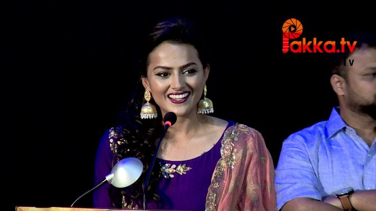 Ivan Thanthiran Movie Audio Launch Shraddha Srinath Speech.Ivan Thanthiran is an upcoming Indian Tamil action-romance film written and directed by R. Kannan. The film features Gautham Karthik and Shraddha Srinath in the lead roles, while S. Thaman composes the film's music. The venture began production in August 2016.
